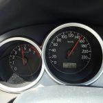 speedometer and speeding