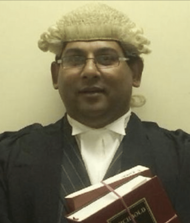 F Khan - barrister, ShenSmith Barristers